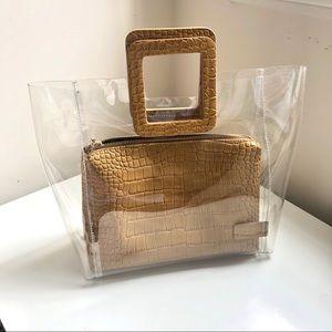 STUAD - Shirley PVC Medium Tote Bag